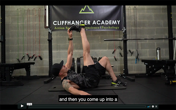 Get More Flexible Hips AND Shoulders While Working Your Core